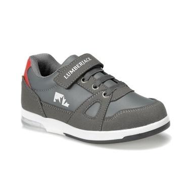 Lumberjack Yürüyüş Ayakkabısı Gri